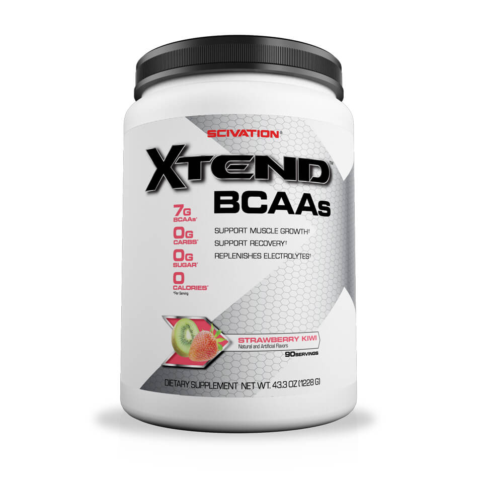 Scivation Xtend BCAA Strawberry/Kiwi 90 portioner