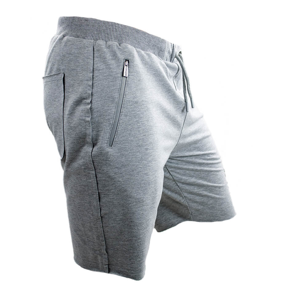 Gråa MM Sports Raw Shorts Ashton