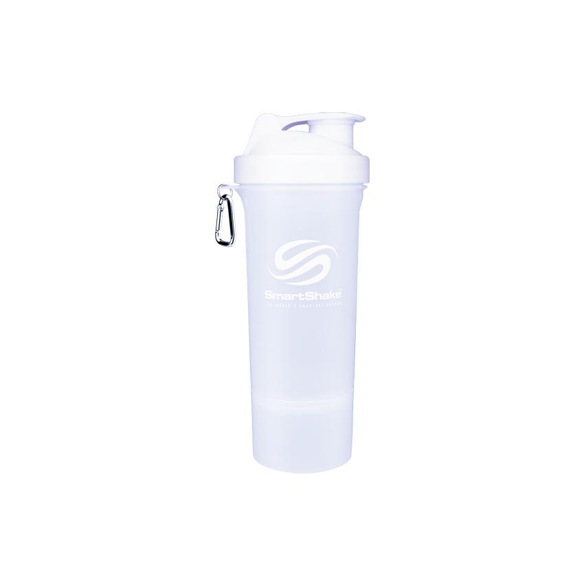 SmartShake Slim shaker Pure White