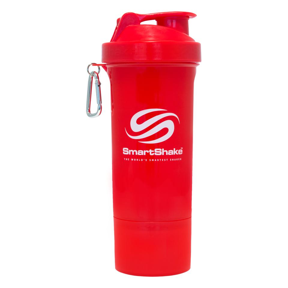 SmartShake Slim shaker Red
