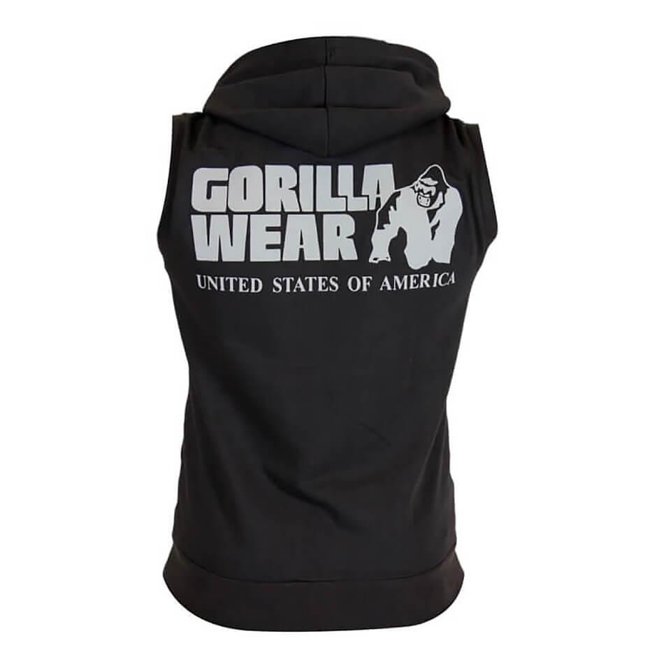 Gorilla Wear Springfield S/L Zipped Hoodie