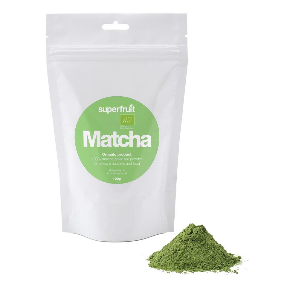 Superfruit Matcha Tea Powder
