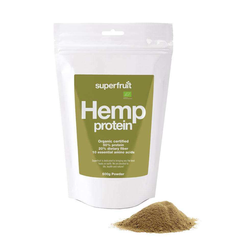 Superfruit Hemp Protein Powder