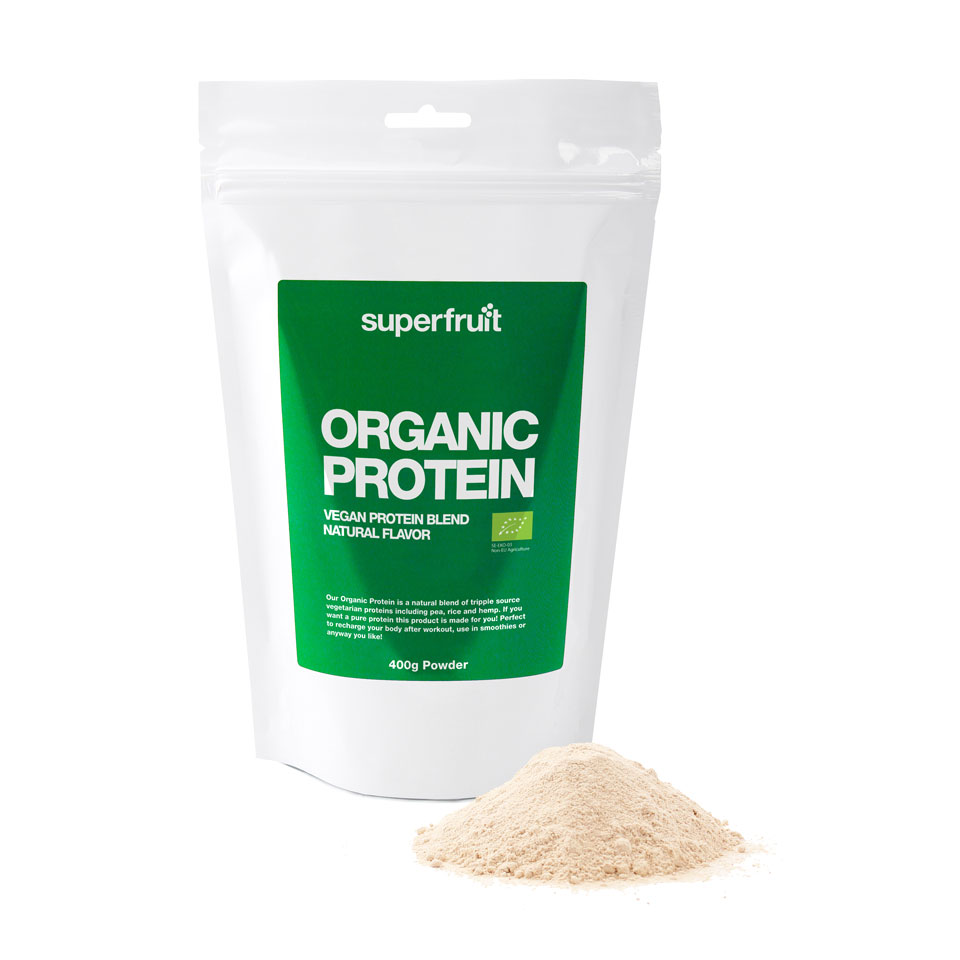 Superfruit Organic Protein