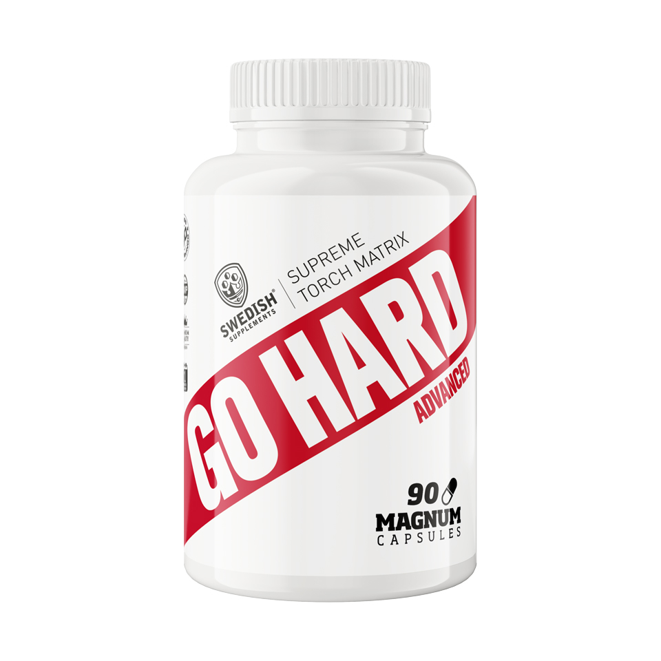Go Hard Advanced