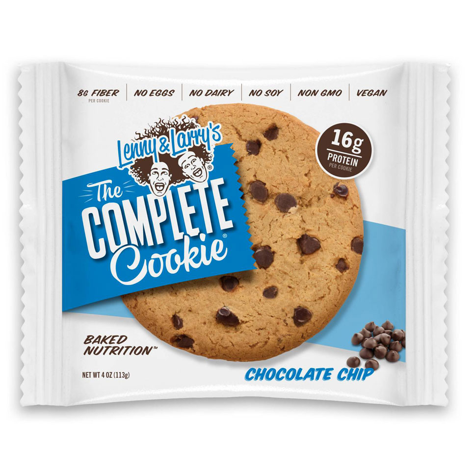 Lenny & Larry The Complete Cookie Chocolate Chip - Lenny & Larry