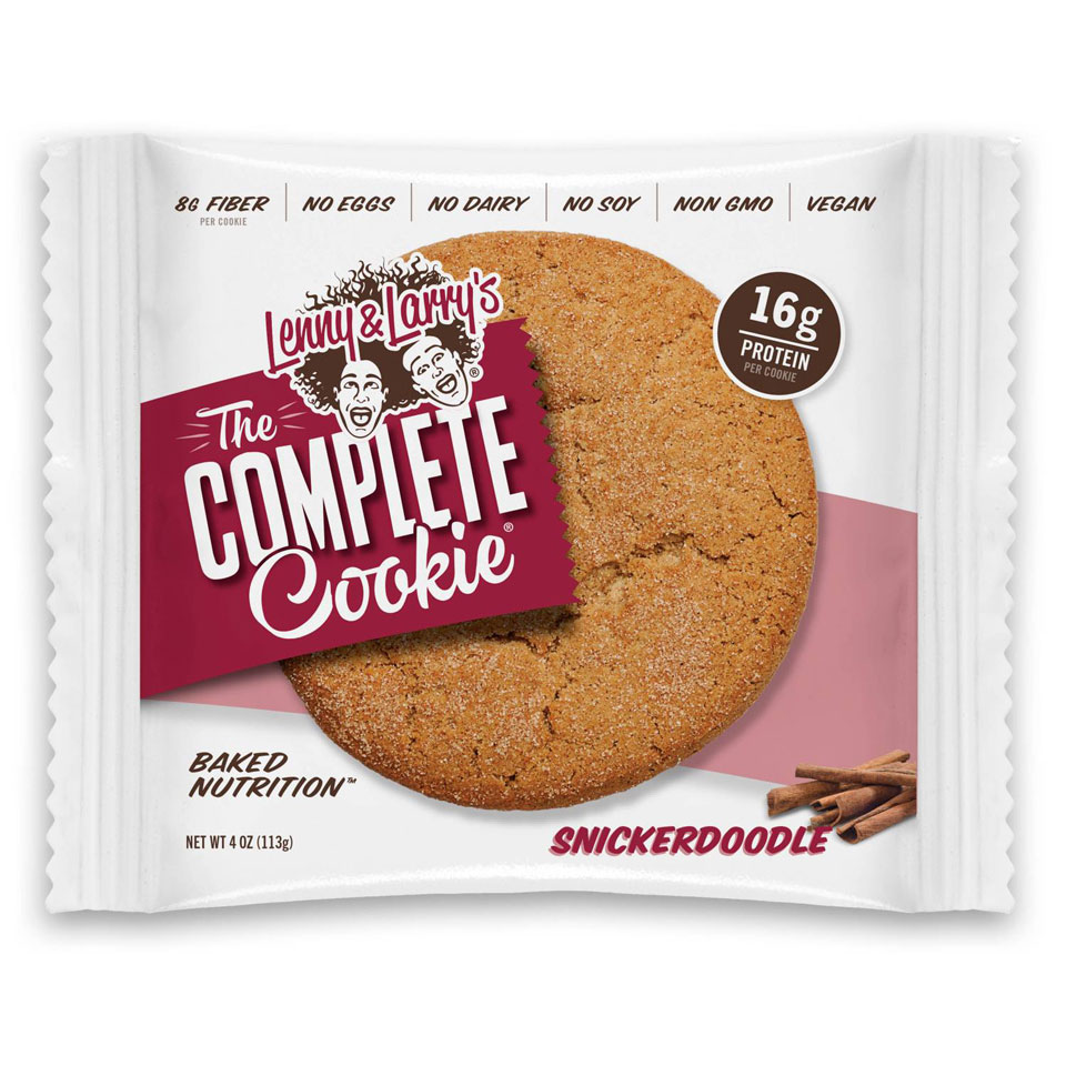 Lenny & Larry The Complete Cookie Snickerdoodle - Lenny & Larry