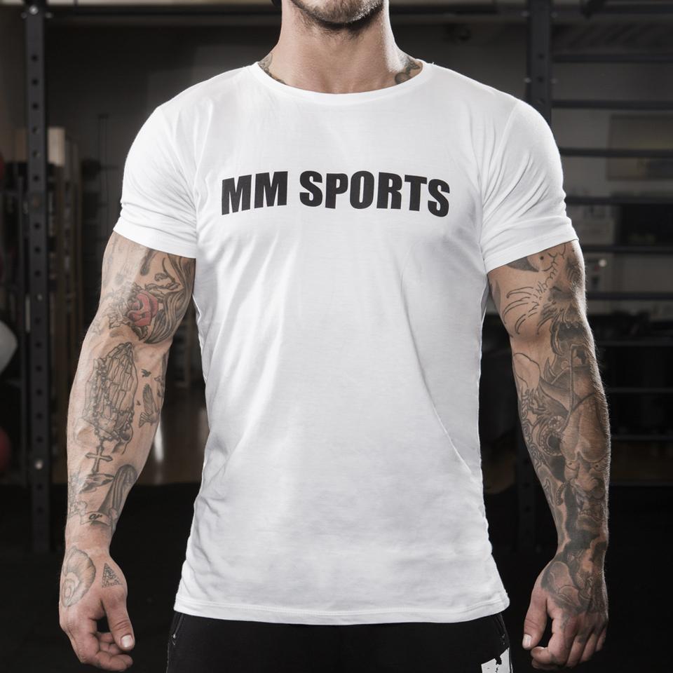 Vit MM Sports T-shirt Man