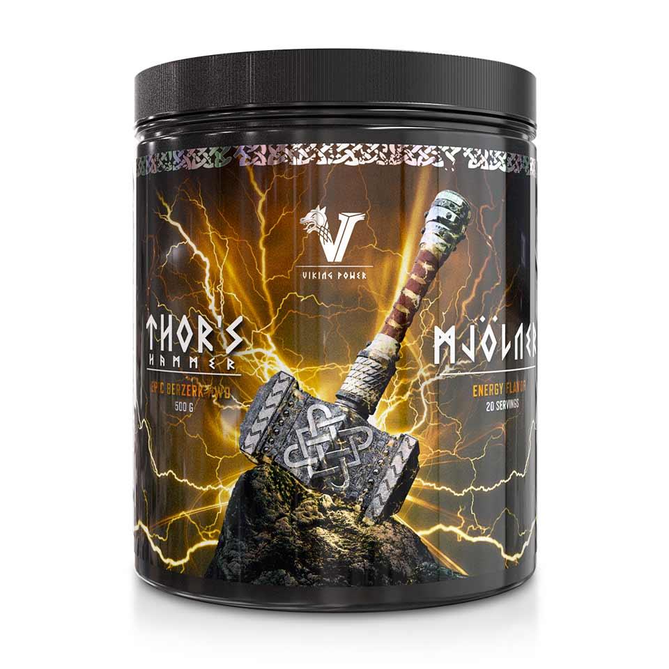 Thor's Hammer Mjölner Energy Flavor PWO