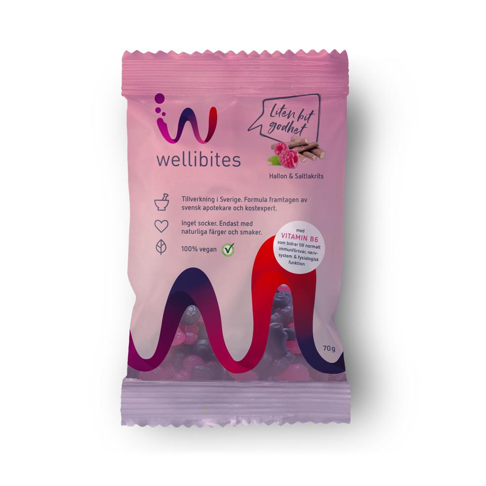 Wellibites Candy