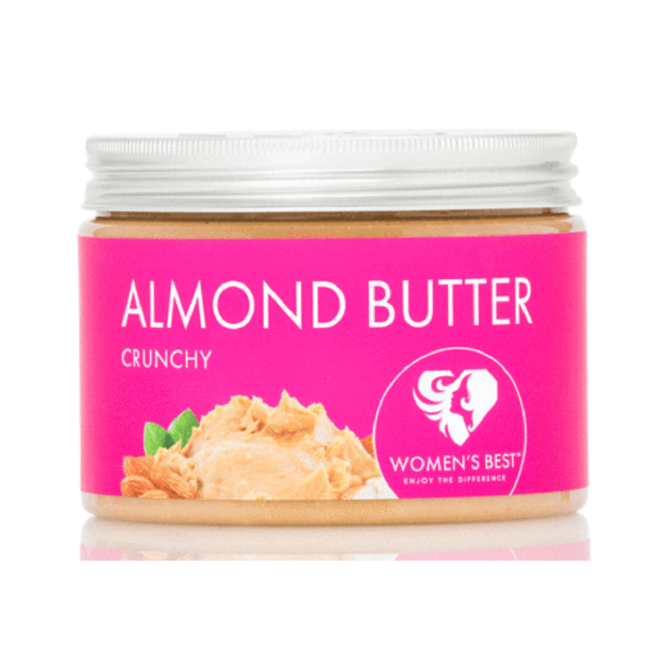 Womens Best Crunchy Almond Butter