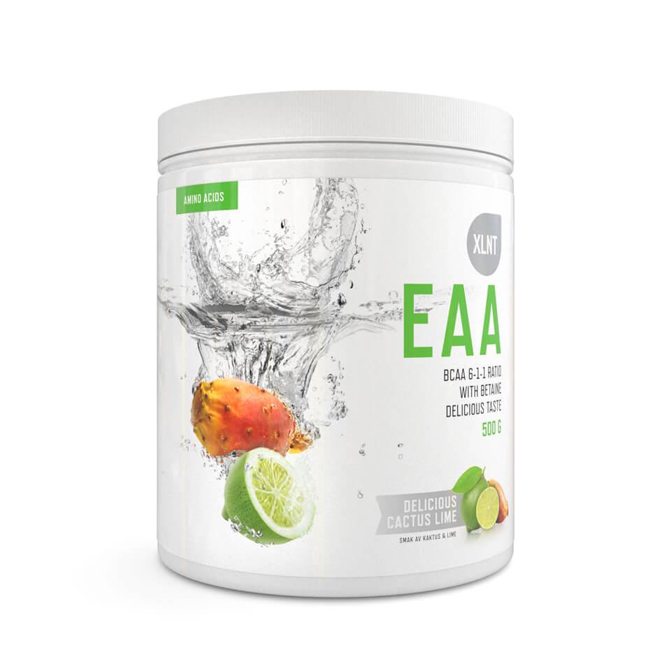 XLNT Sports EAA 500 gram Cactus Lime - XLNT Sports