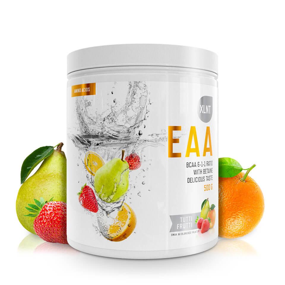 XLNT Sports EAA 500 gram Tutti Frutti - XLNT Sports