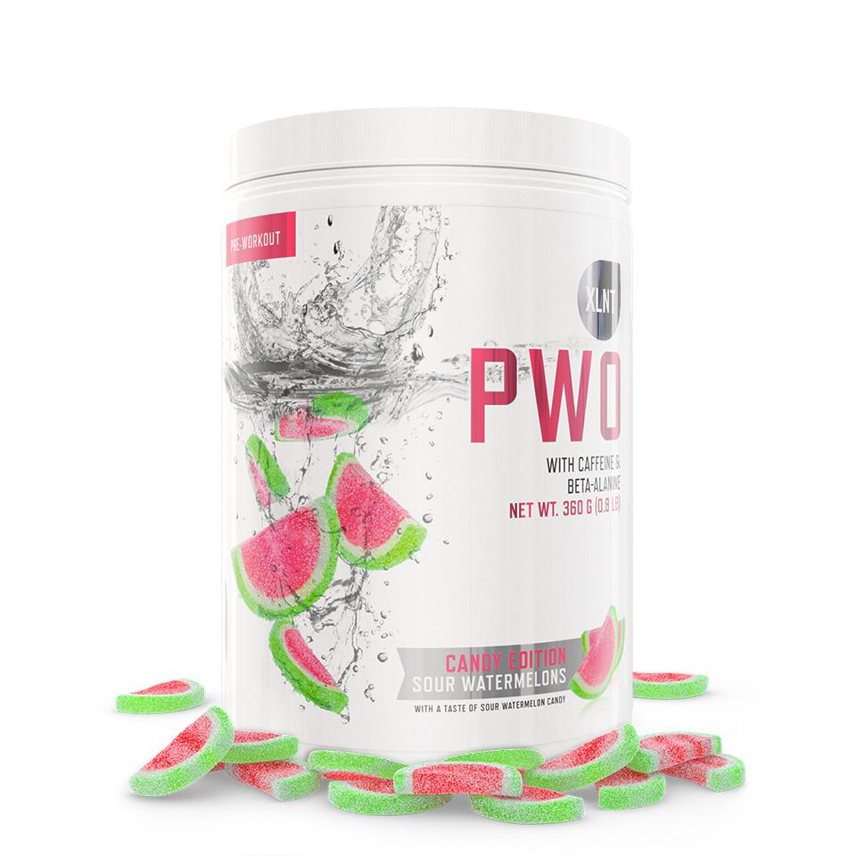XLNT Sports Sour Watermelons PWO