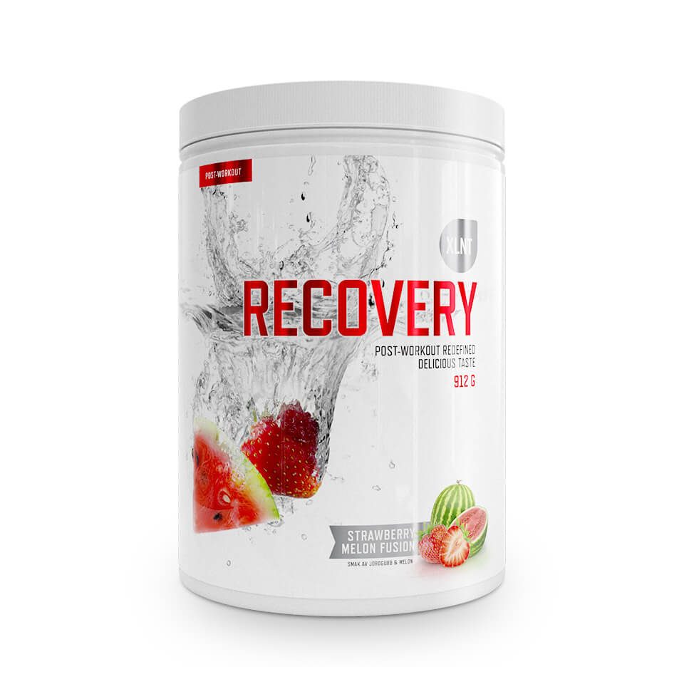 XLNT Sports Recovert Strawberry Melon Fusion