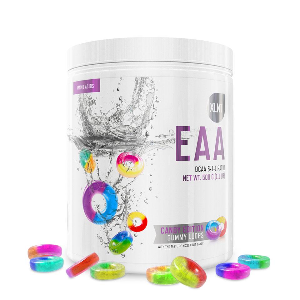 XLNT Sports EAA Gummy Loops