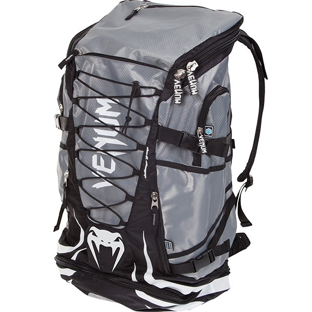 Venum Challenger Xtreme Backpack Black/Grey - Venum