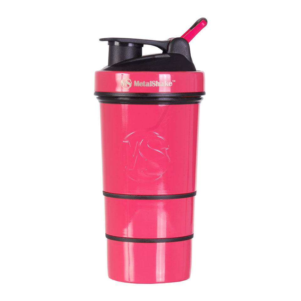 MetalShake by Sweden MetalShake 600 ml Pastel Pink - MetalShake by Sweden
