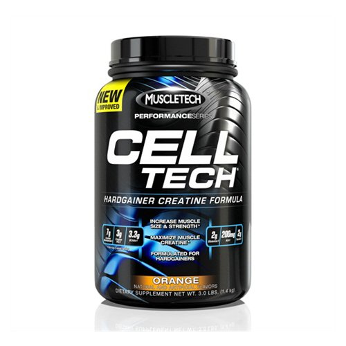 MuscleTech Performance Series - Cell-Tech 1400 gram Orange - MuscleTech