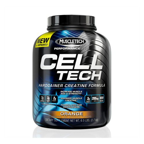 MuscleTech Performance Series - Cell-Tech 2700 gram Orange - MuscleTech