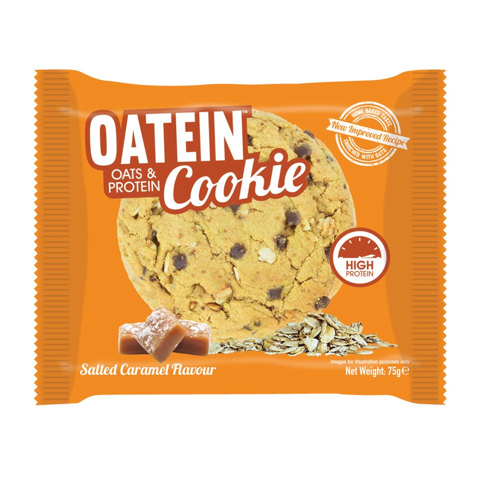 Oatein Cookie 75 gram Salted Caramel - Oatein