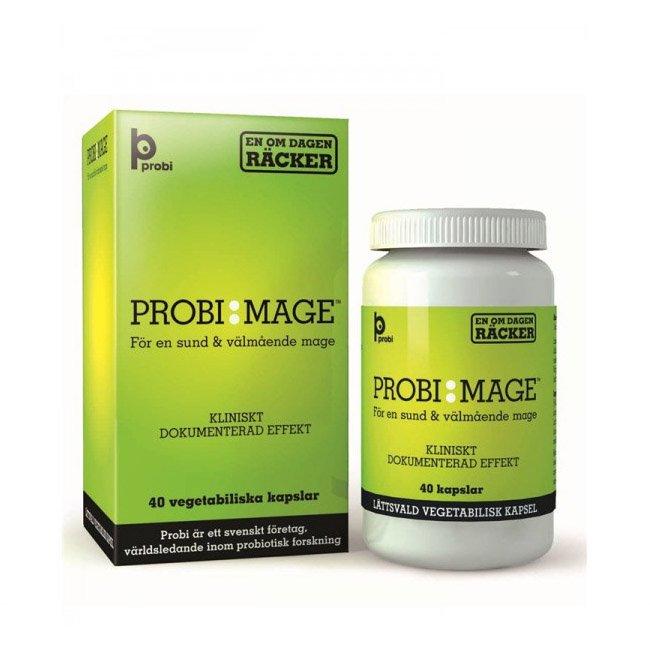 Green Medicine Probi Mage 40 Kapslar - Green Medicine