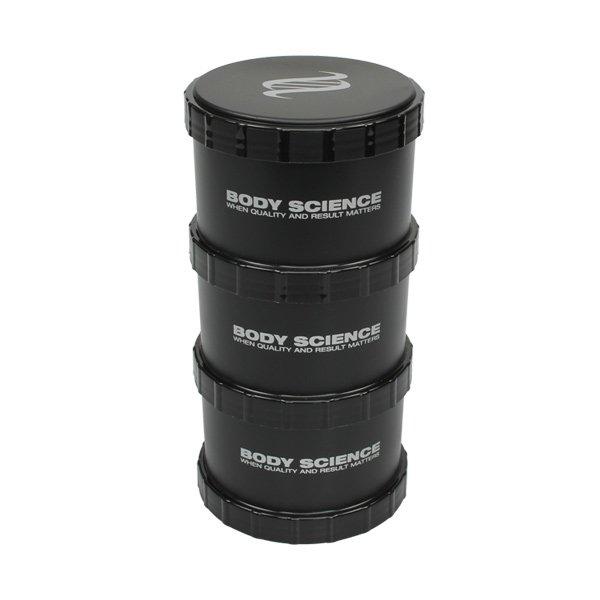 Body Science PowerTower® Svart - Body Science