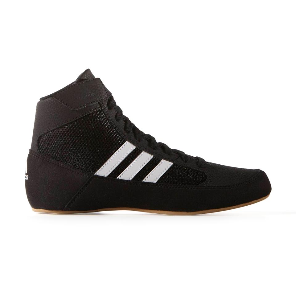 Adidas HVC CBLACK/FTWWHT/IRONMT 44 2/3 - Adidas