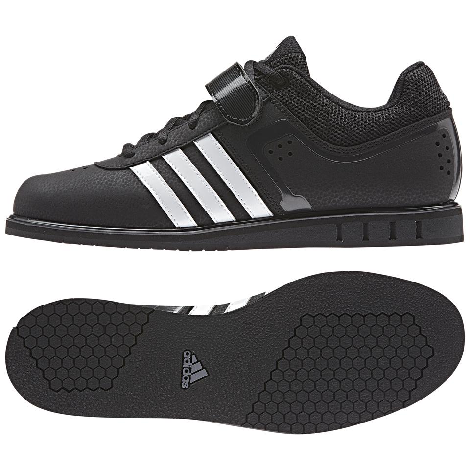 Adidas Powerlift 2, Black/White Night Metallic