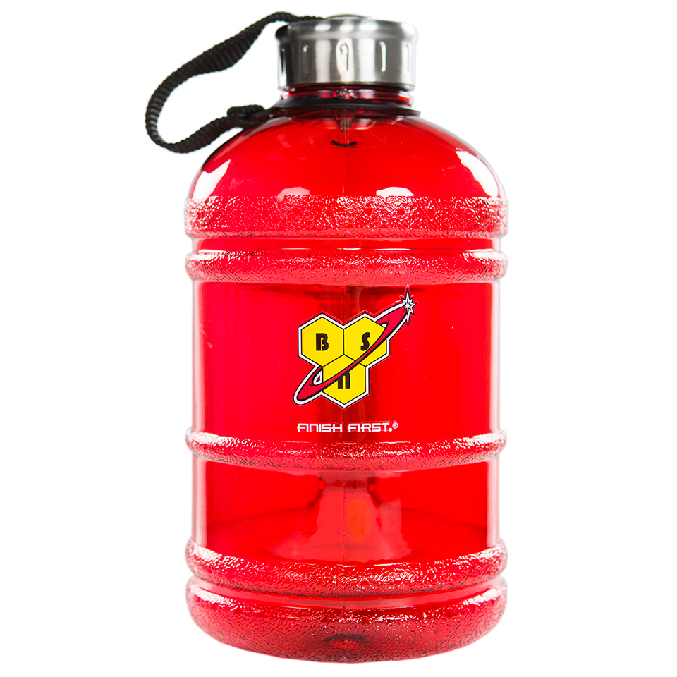BSN Water Jug Red - BSN