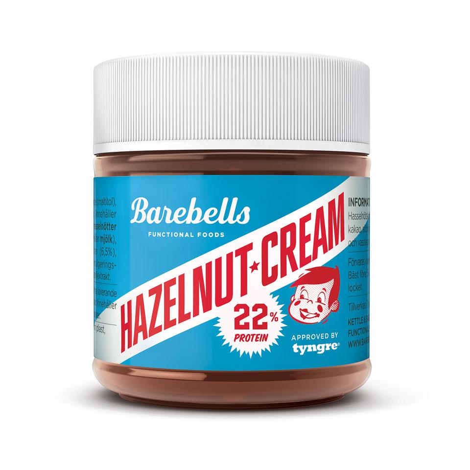 Barebells Hazelnut Cream 200 gram - Barebells