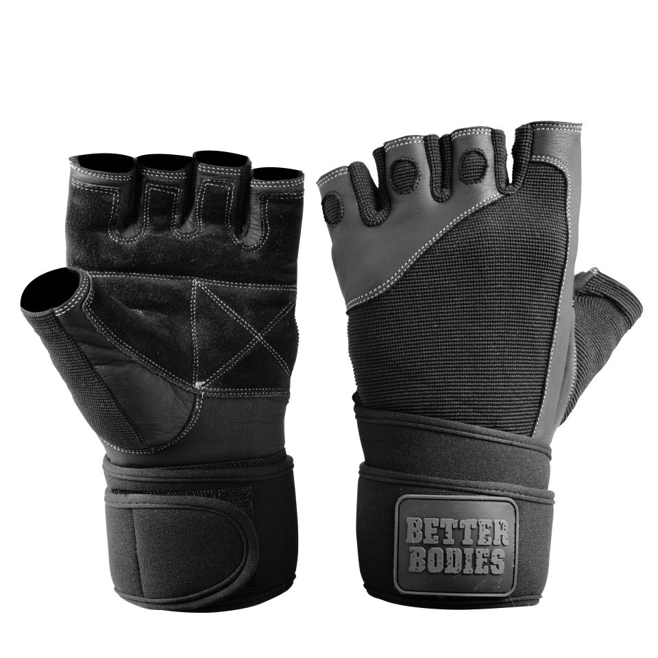 Better Bodies Pro Wristwrap Gloves L - Better Bodies