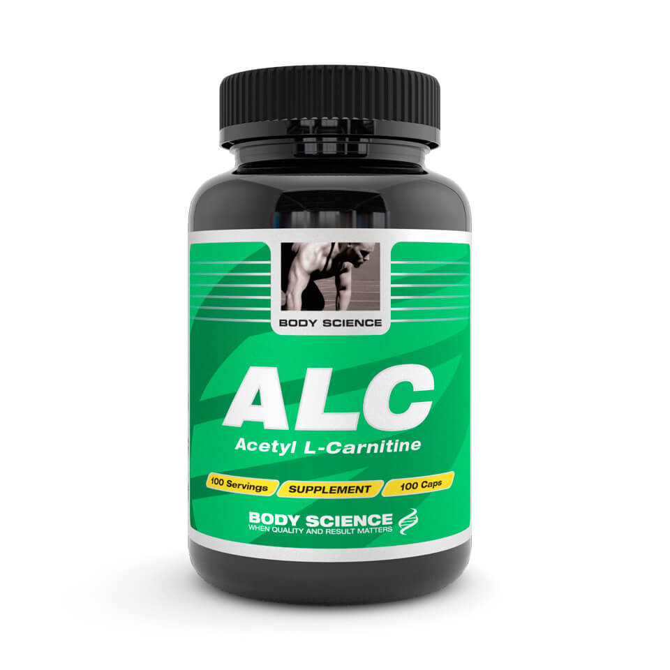 Body Science ALC 100 kapslar - Body Science