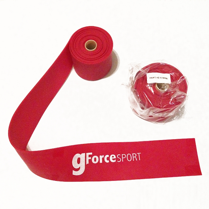 gForce Compression Band #2 - Red Red - Gforce