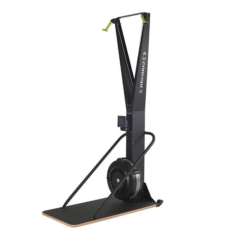 CONCEPT2 Concept 2 Stakmaskin Ski Erg + Floorstand Svart - CONCEPT2