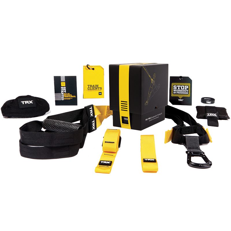 TRX Pro Black/Yellow - TRX