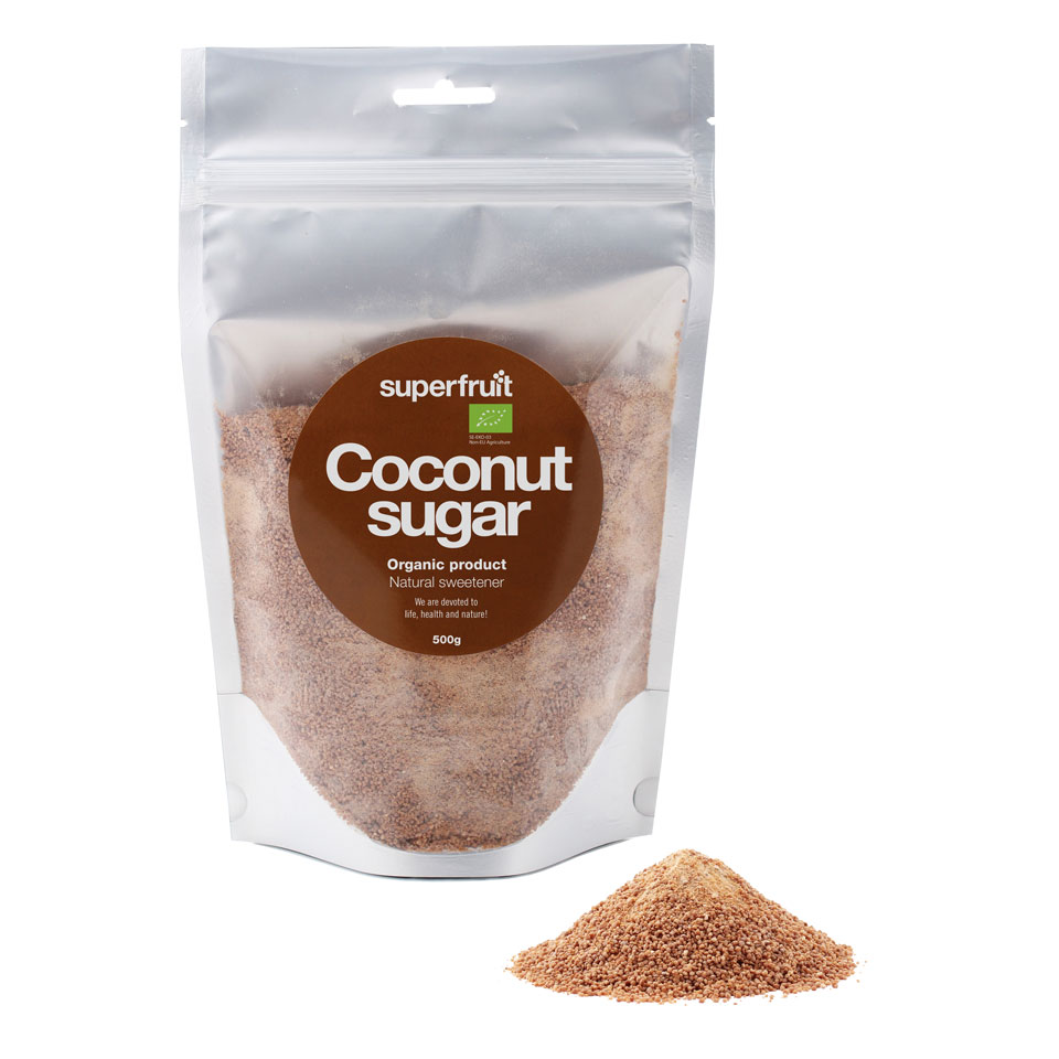 Superfruit Coconut Sugar 500 gram - Superfruit