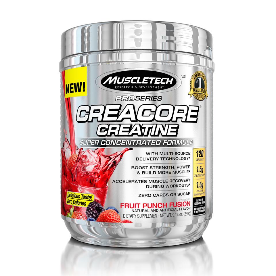 MuscleTech Pro Series CreaCore Fruit Punch - MuscleTech