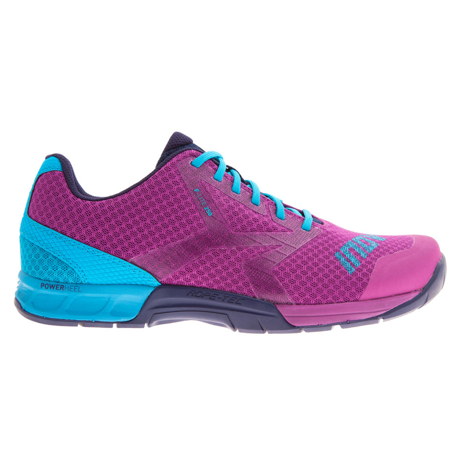 Inov-8 F-Lite 250, Wmns, Purple/Blue/Navy 37,5 - Inov-8
