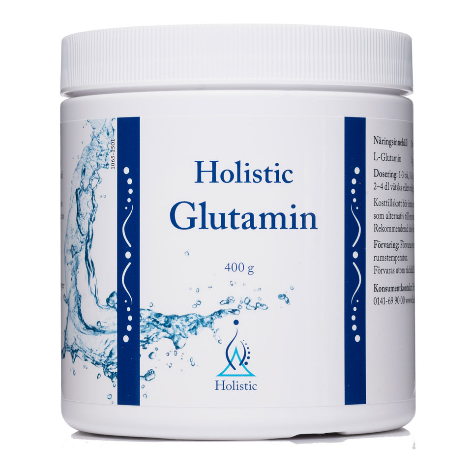 Holistic Glutamin 400 gram - Holistic