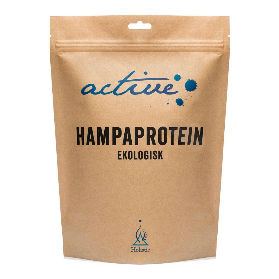 Holistic Hampaprotein Ekologiskt 400 gram - Holistic
