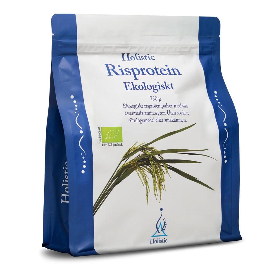 Holistic Risprotein Ekologiskt 750 gram - Holistic