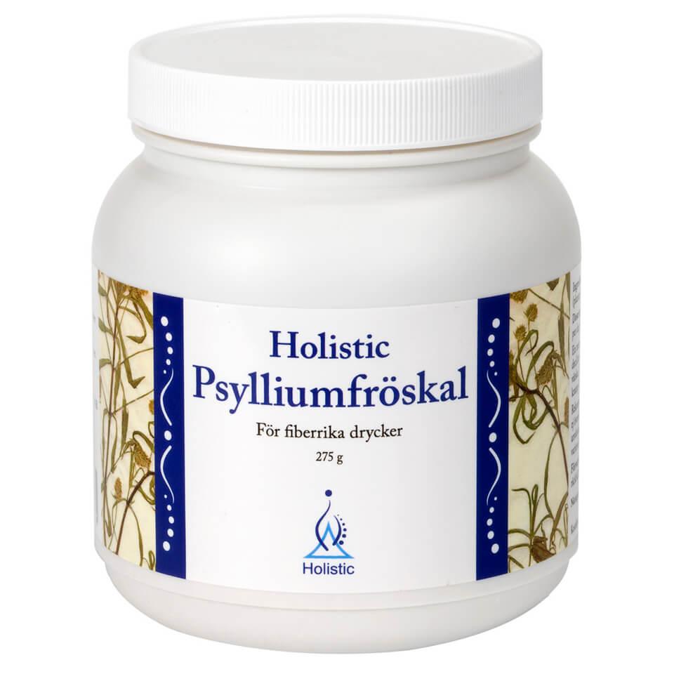 Holistic Psylliumfröskal 275 gram - Holistic