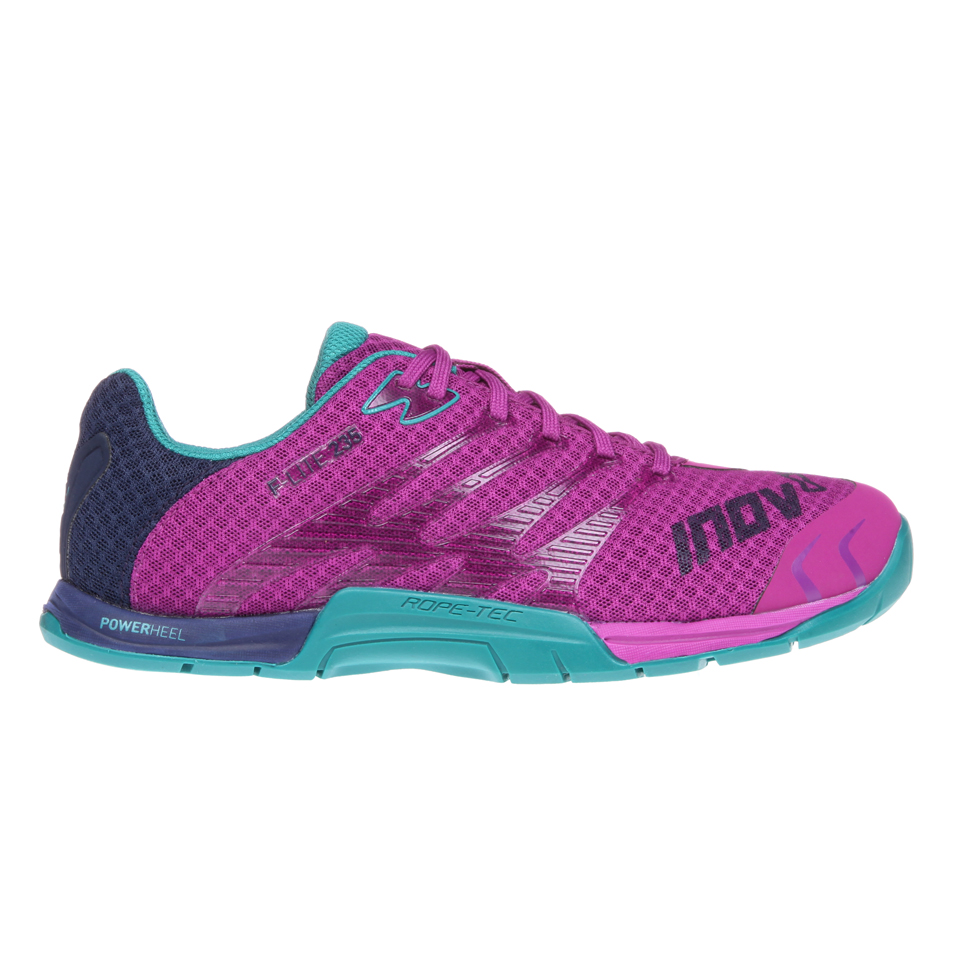 Inov-8 F-lite 235 Dam, Purple/Teal/Navy Purple/Teal/Navy 35,5 - Inov-8