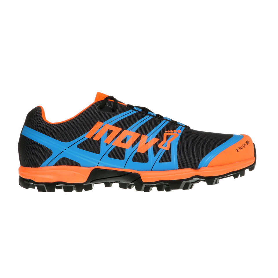 Inov-8 X-Talon 200 Grey/Orange/Blue 39,5 - Inov-8