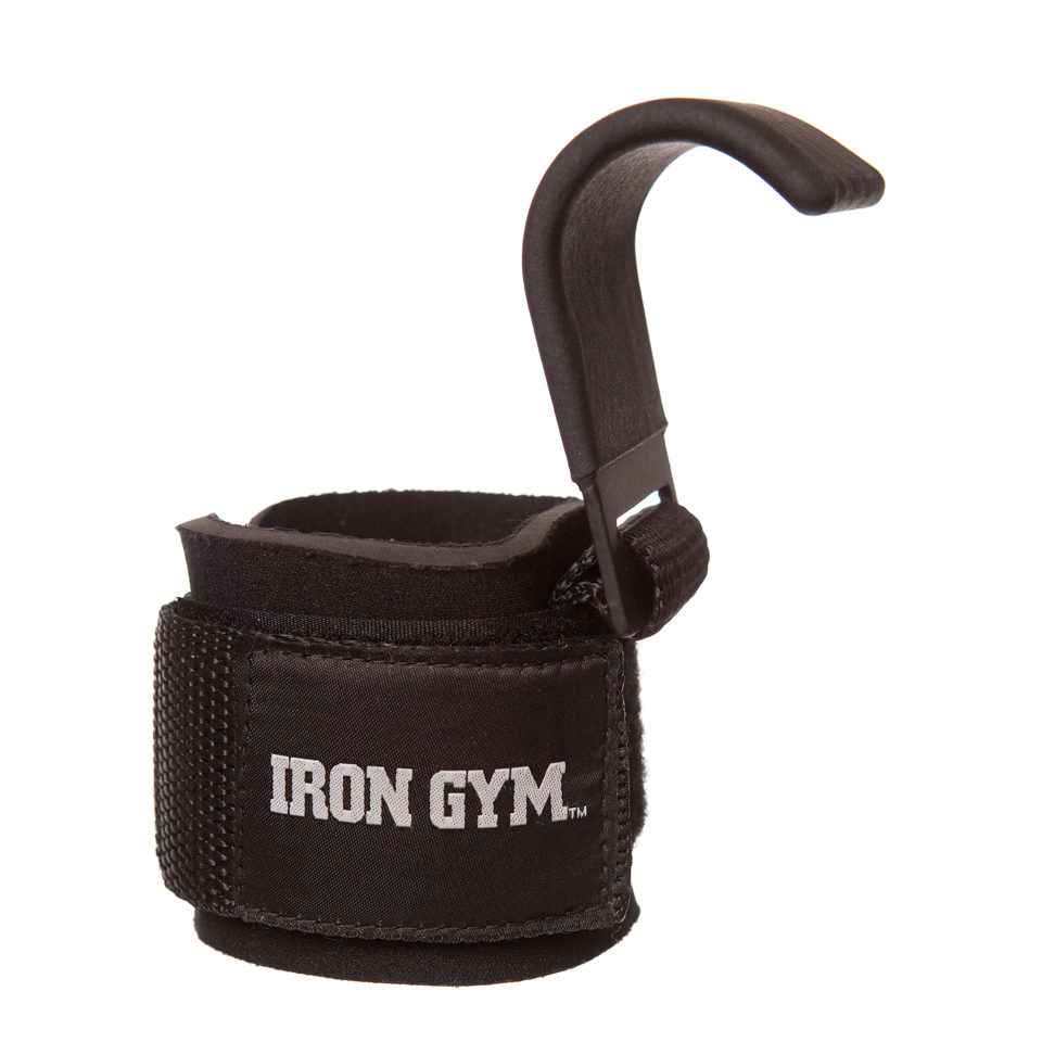 Iron Gym Iron Grip Black - Iron Gym