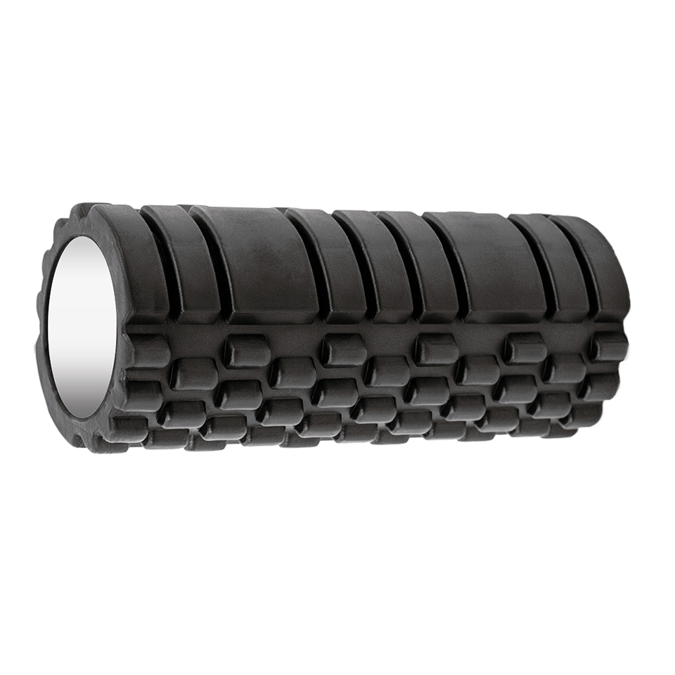 Iron Gym Trigger Point Roller Black - Iron Gym