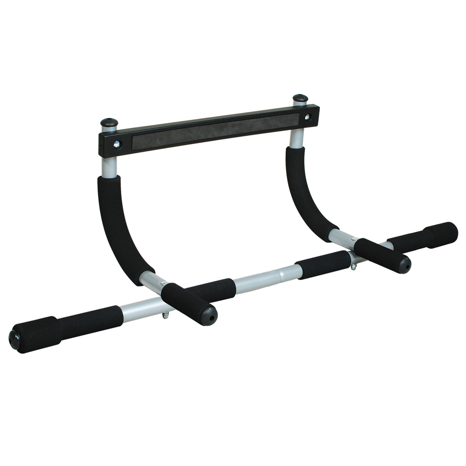 Iron Gym Original Workout Bar Svart - Iron Gym
