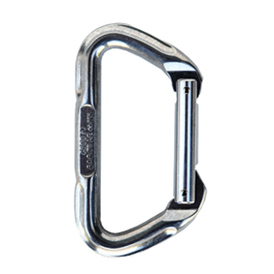 Ironmind Carabiner Super-Duty Silver - IRONMIND