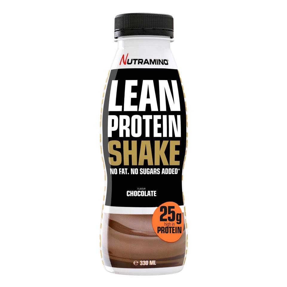 Nutramino Lean Protein Shake 330 ml Cappuccino - Nutramino
